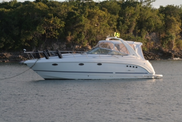 Chaparral Signature 350 '01