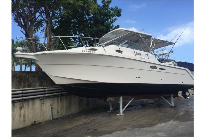 Wellcraft Coastal 29 '01 / Twin suzuki 250HP 2010